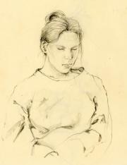 Jana Šuláková | kresba | 2006