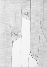 M. Miklík | kresba perem | 2002